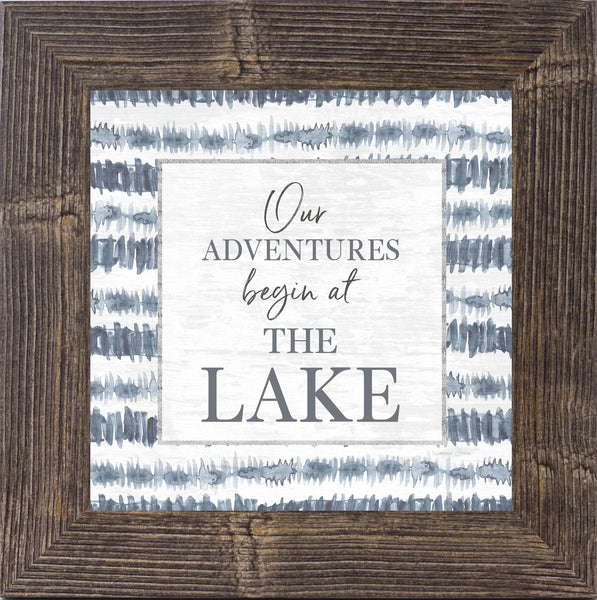 Our Adventures Begin at the Lake by Summer Snow SS862