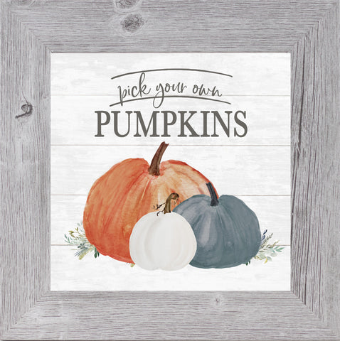 Pick Your Own Pumpkins by Summer Snow SS873