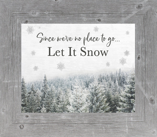 Let It Snow by Summer Snow SS87 - Summer Snow Art