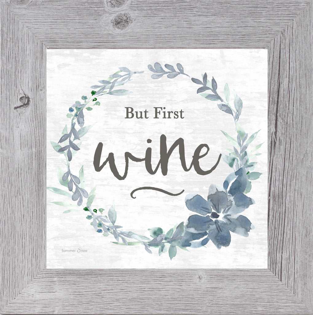 But First Wine by Summer Snow SS893