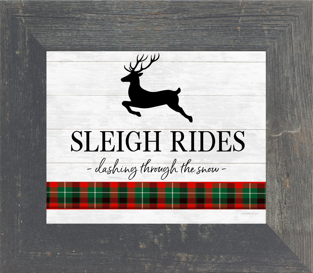 Sleigh Rides by Summer Snow SS89 - Summer Snow Art