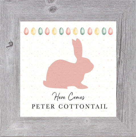 Here Comes Peter Cottontail by Summer Snow SS921