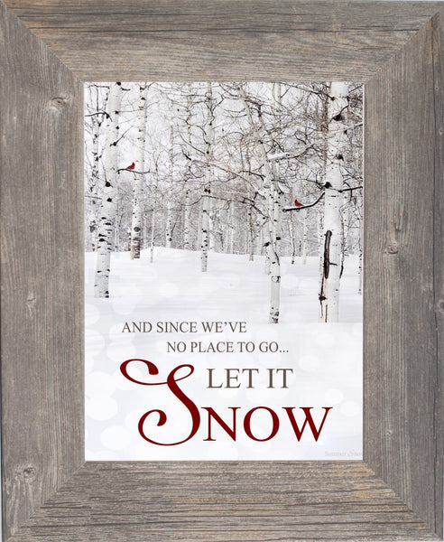 Let it Snow SSA01 - Summer Snow Art