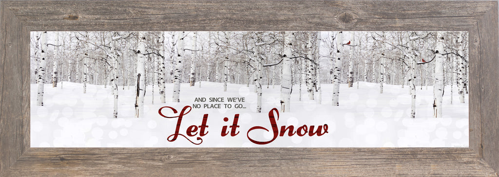 Let it Snow by Summer Snow SSA103632 - Summer Snow Art