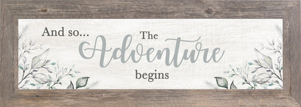 And So...The Adventure Begins SSA10378