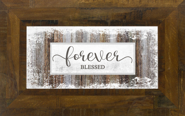 Forever Blessed SSA1596 - Summer Snow Art