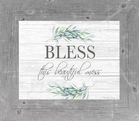 Bless This Beautiful Mess SSA38
