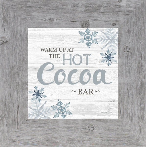 Hot Cocoa Bar SSA598 - Summer Snow Art