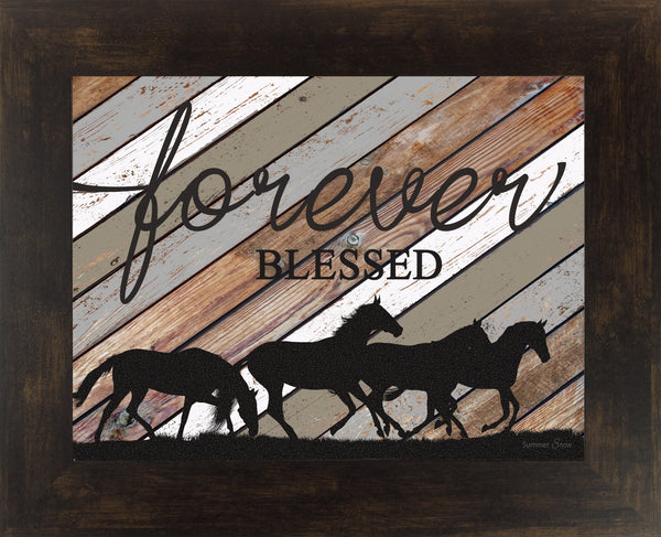 Forever Blessed Horse SSW9837 - Summer Snow Art