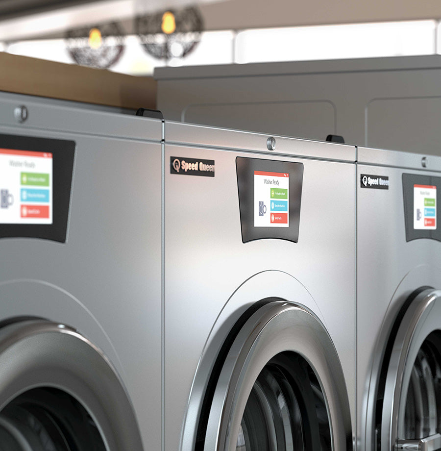 The Reimagined Vended Laundry