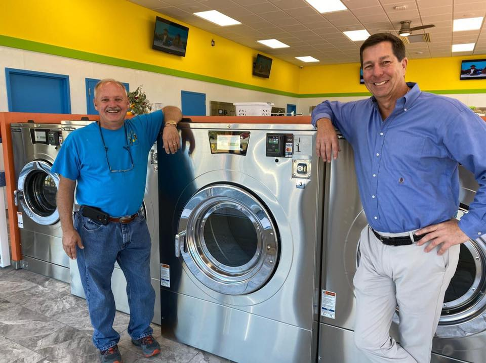 Star Distributing is proud to have opened its 5,000th laundromat!