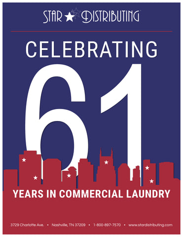 Celebrating 61 Years In Business - Star Distributing