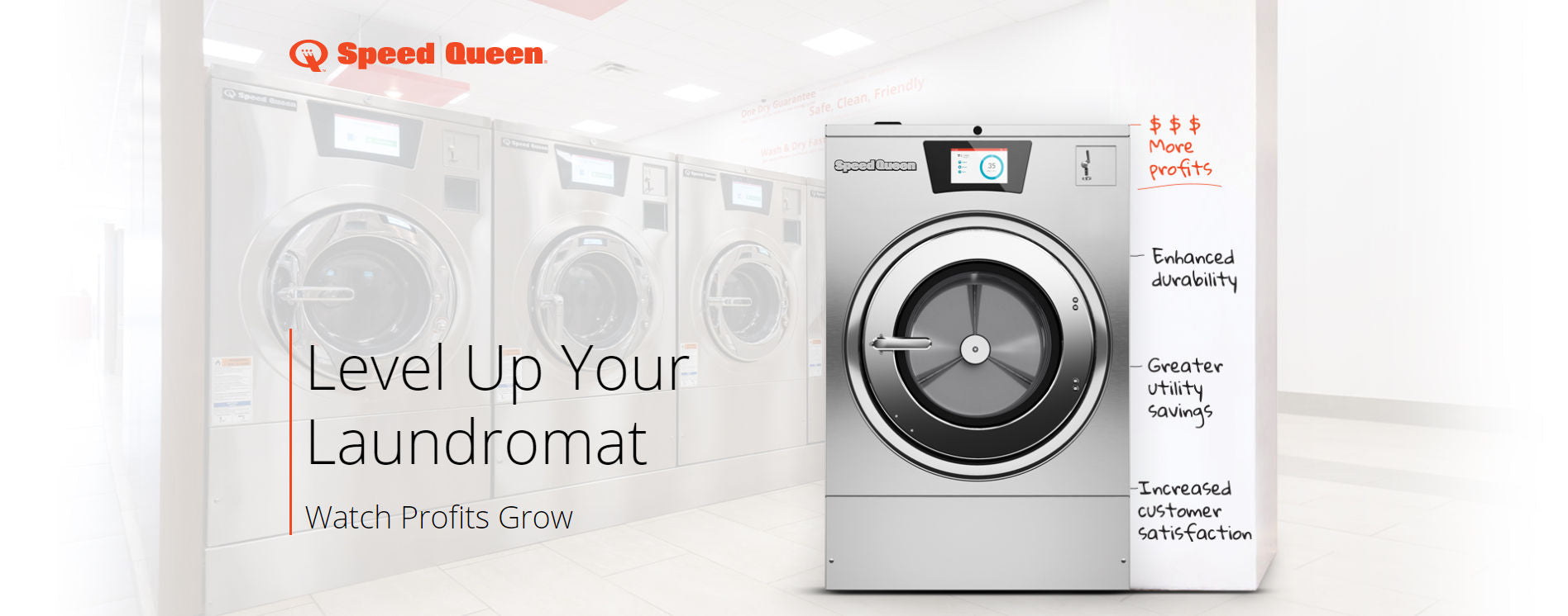 Level Up Your Laundromat with Star Distributing