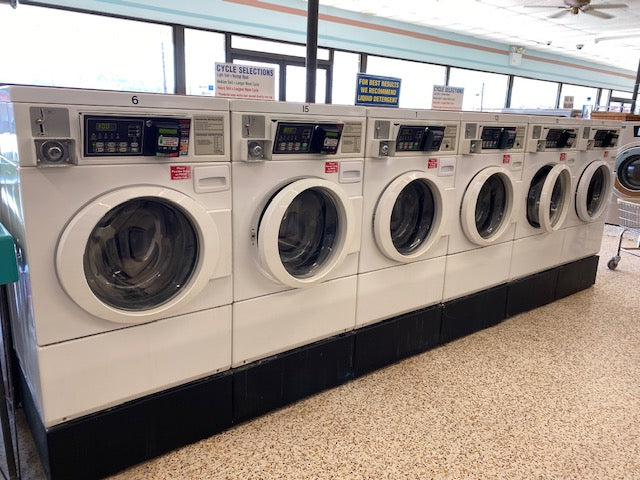 Speed Queen Horizon used washers - Star Distributing