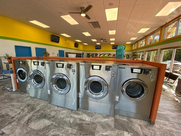Coin & Card Laundromats