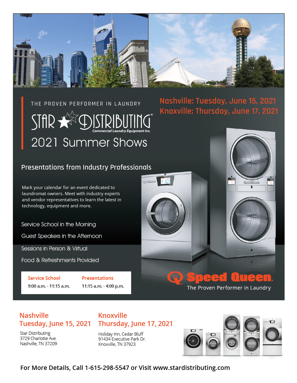 Star Distributing Summer Show