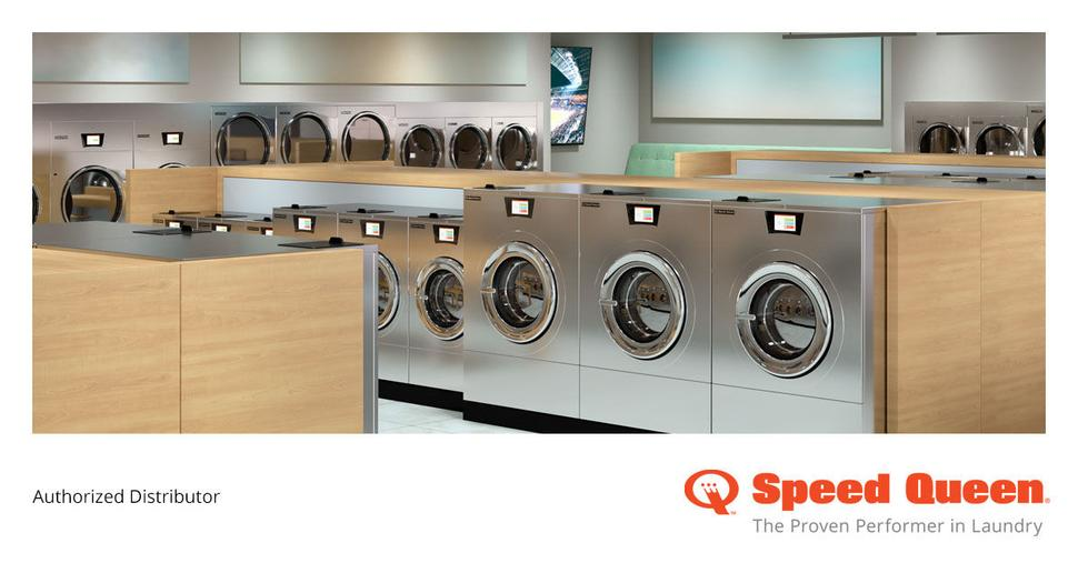 Laundries for sale
