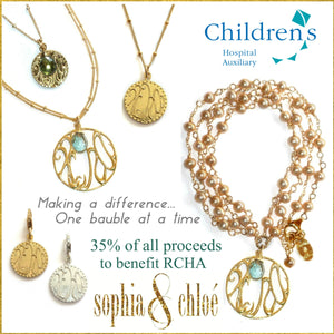 Rady Children's Hospital Auxiliary Collection ~ ALL PROCEEDS TO BENEFIT RCHA