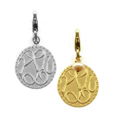 PEACE, LOVE & HAPPINESS DETACHABLE CHARMS