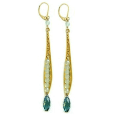PEA IN THE POD EARRINGS ~ Various colors