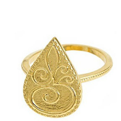 OM© RING ~ silver or gold