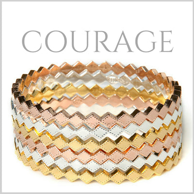 COURAGE BANGLE