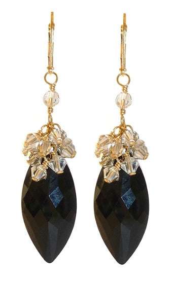 KATE SWAROVSKI CRYSTAL EARRINGS ~ Assorted colors
