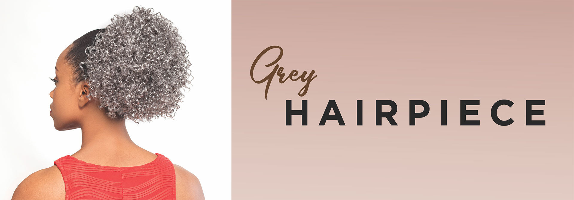 Gray Collection > Hair Pieces