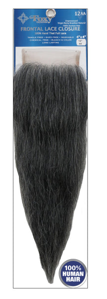 100% Human Hair Closure