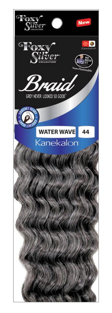 Water Wave Braid