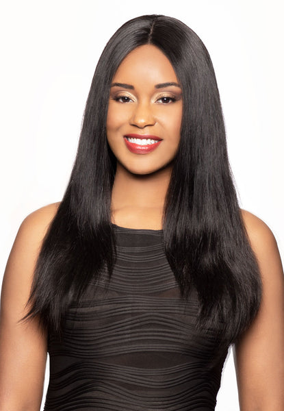 h/h kimera human hair full lace wig