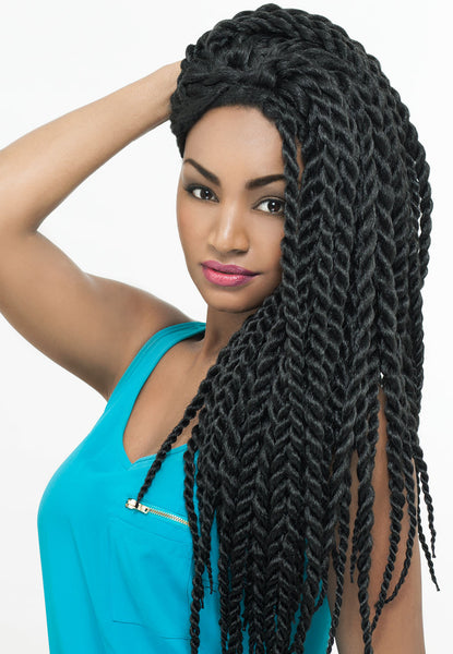 Kanekalon Super One braid - terrabeauty