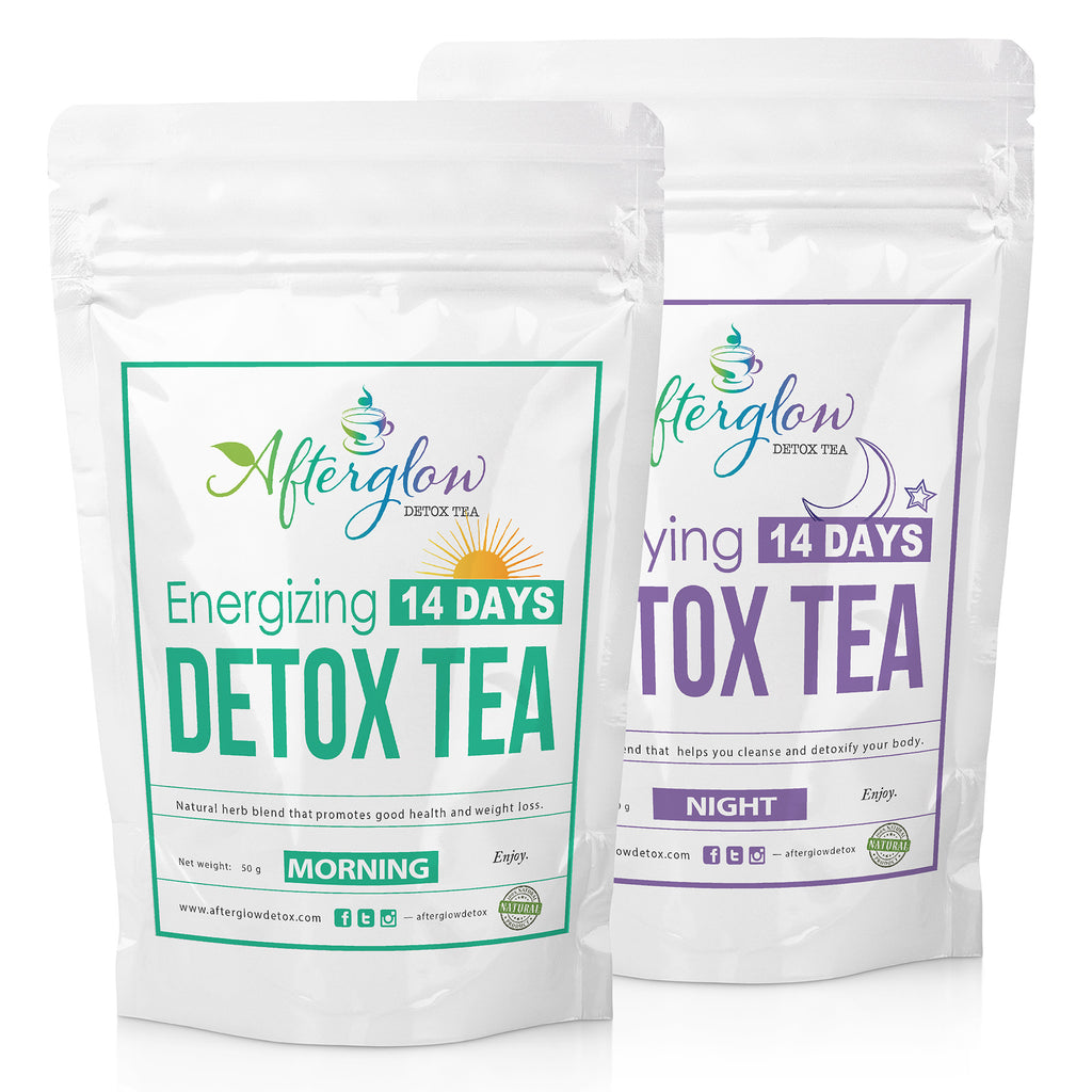 Detox and Weight Loss Tea Combo (14 Days)