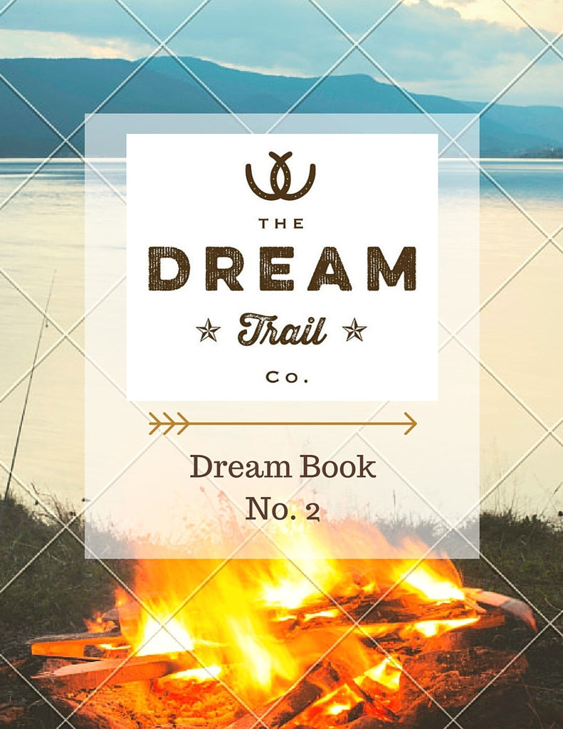 Dream Book- Work Book {Step No. 2}