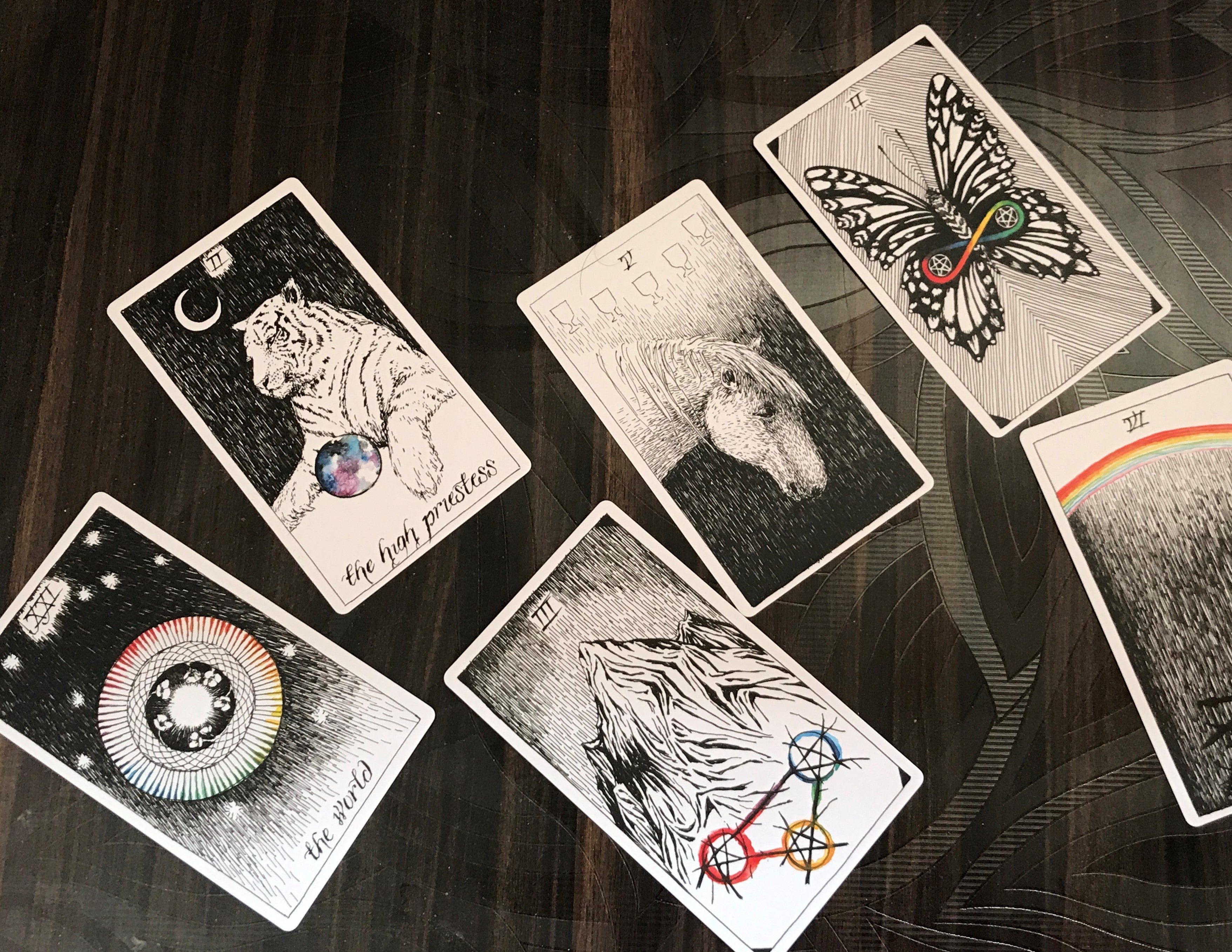 Oracle Card Readings + Coaching