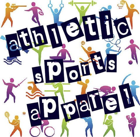 Athletics, Sports Apparel