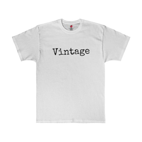 Vintage / Retro / Men's Tagless Tee - Retro Guy Apparel