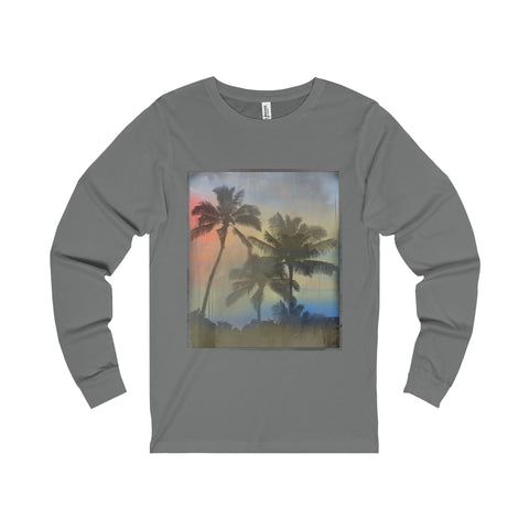 Tropic's L/S Tee Shirt / Retro Guy Apparel - Retro Guy Apparel