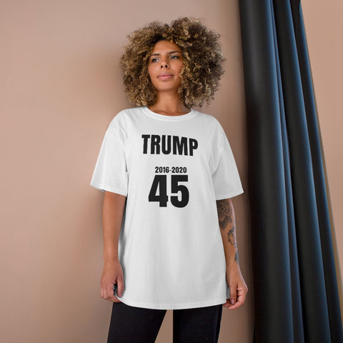 # 45/Champion T-Shirt/Parody