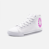 RetroGuyApparel/Unisex High Top Canvas Shoes