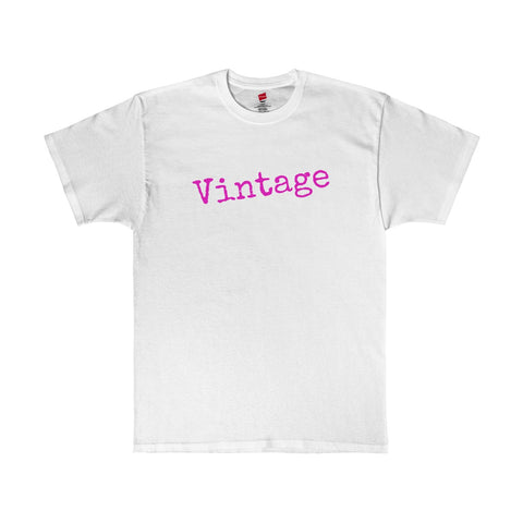 Vintage / Retro / Men's Tagless Tee