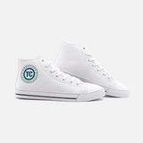 T.C.Downtown/Right-Left/Unisex High Top Canvas Shoes
