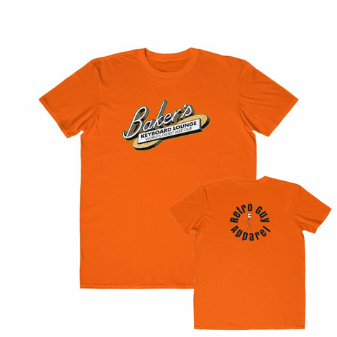 BakersKeboardLounge/Men's Lightweight Fashion Tee/Parody