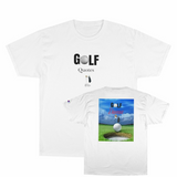 GolfGreen/front-back/Champion T-Shirt
