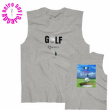 GolfQuotes/Men's Ultra Cotton Sleeveless Tank