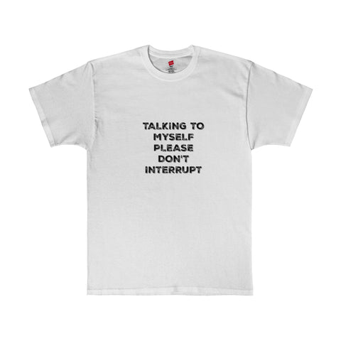 Parody Tee Shirt/Talking/RetroGuyApparel - Retro Guy Apparel