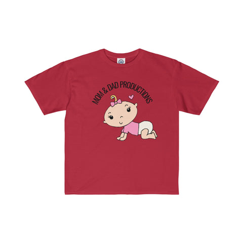 Youth Retail Fit Tee-PRODUCTIONbaby - Retro Guy Apparel