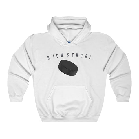 High School / Hockey / Hoodie - Retro Guy Apparel
