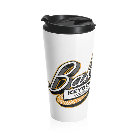 Baker'sKeyboardLounge/Stainless Steel Travel Mug/PARODY