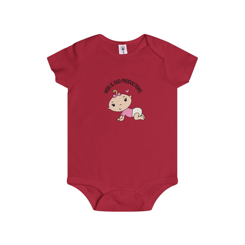 Infant Rip Snap Tee-BABY - Retro Guy Apparel